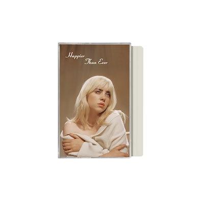 Billie Eilish 'Happier Than Ever' Exclusive Magnolia Cassette
