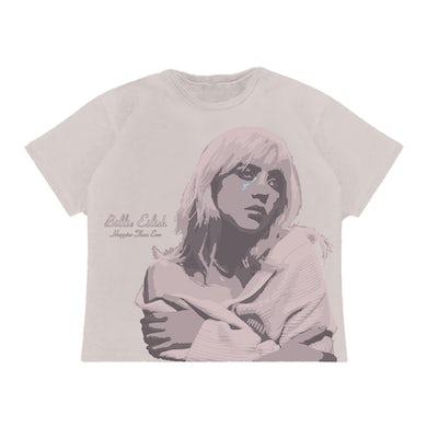 Billie Eilish Rose Cover T-Shirt
