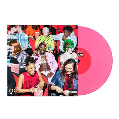 Teenage Emotions Pink Vinyl