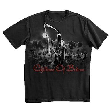 Children Of Bodom Skeletal Reaper T-Shirt
