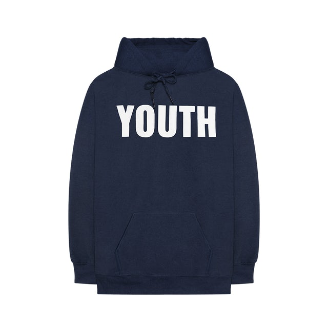Shawn Mendes Youth Block Hoodie + Album