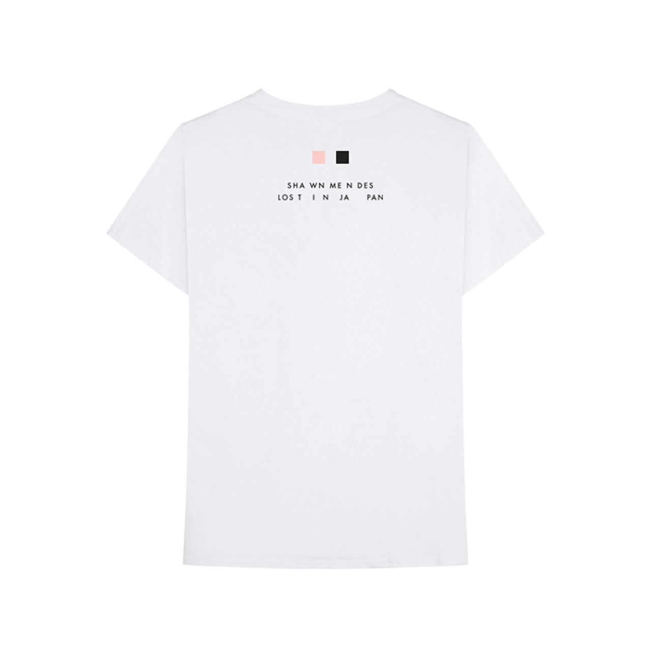 a81a91914 Shawn Mendes Lost In Japan Floral T-Shirt. Touch to zoom