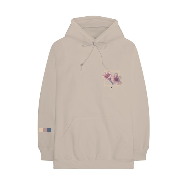 Shawn Mendes WINTER FLORAL HOODIE I