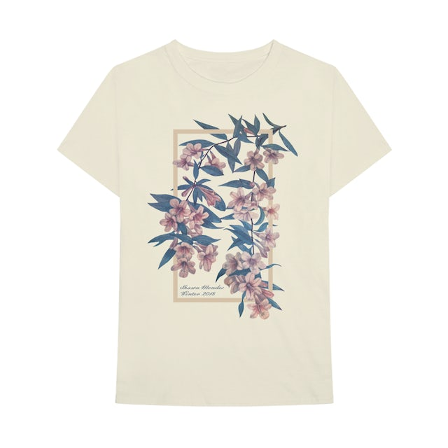 Shawn Mendes WINTER FLORAL T-SHIRT