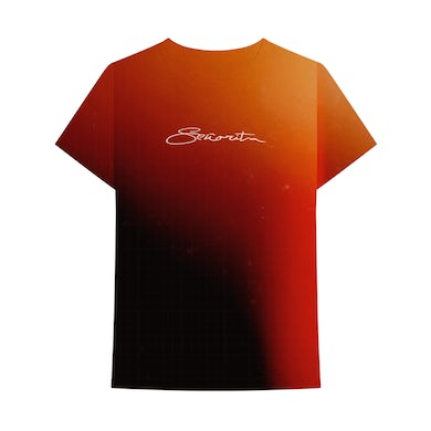 Shawn Mendes SEÑORITA COVER DYED T-SHIRT