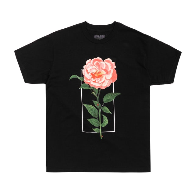 Shawn Mendes THE TOUR FLOWER T-SHIRT I