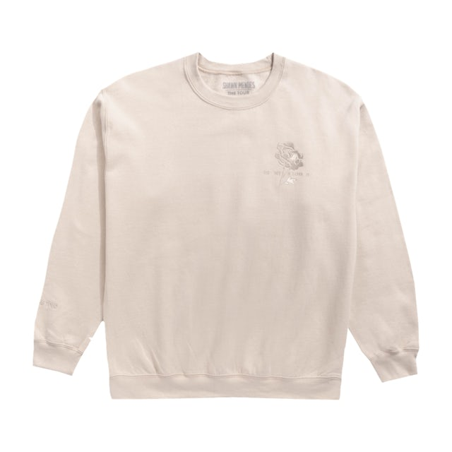 Shawn Mendes THE TOUR IN MY BLOOD CREWNECK