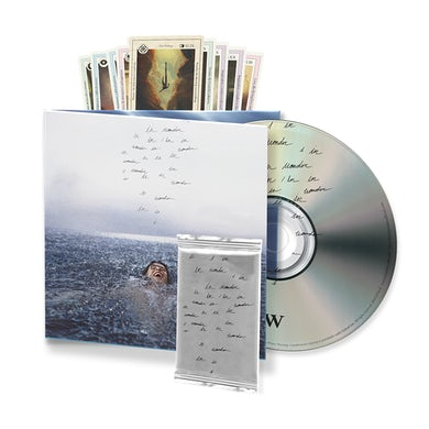 Shawn Mendes WONDER DELUXE PACKAGE CD w/ LIMITED COLLECTIBLE CARD PACK II INSIDE
