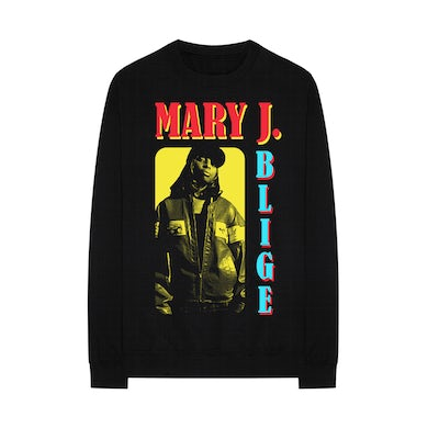 Mary J. Blige What's the 411? Remix Long Sleeve Shirt