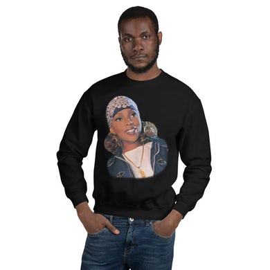 Mary J. Blige What's the 411? Remix Crewneck