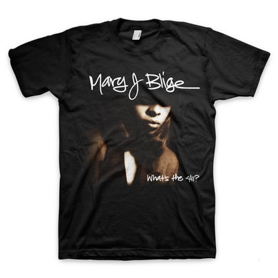Mary J. Blige What's The 411 T-Shirt