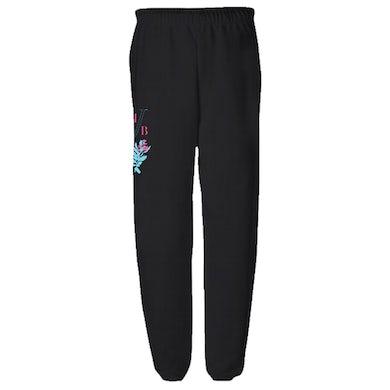 Mary J. Blige Flower Sweatpants