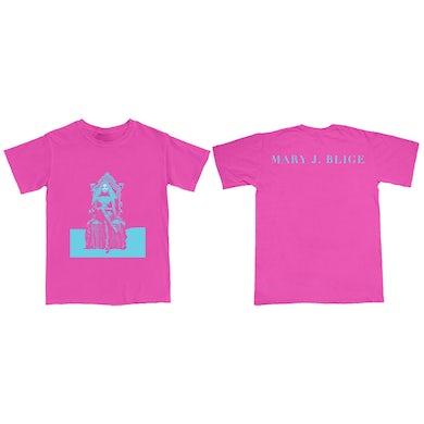 Mary J. Blige Throne T-Shirt