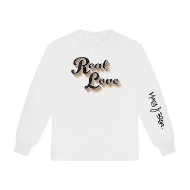 Mary J. Blige Real Love Longsleeve