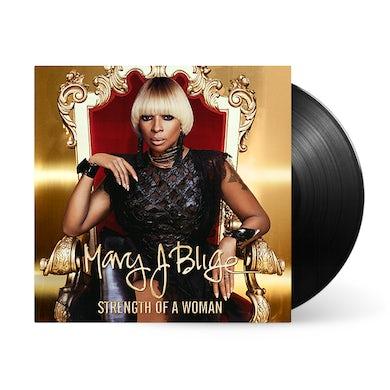 Mary J. Blige Strength Of A Woman LP (Vinyl)
