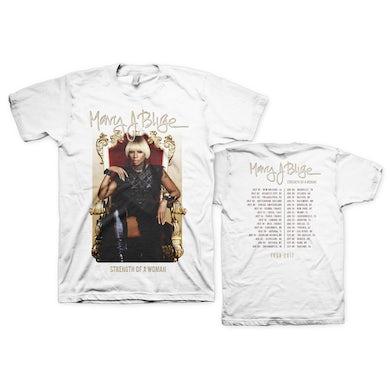 Mary J. Blige Strength Tour T-Shirt