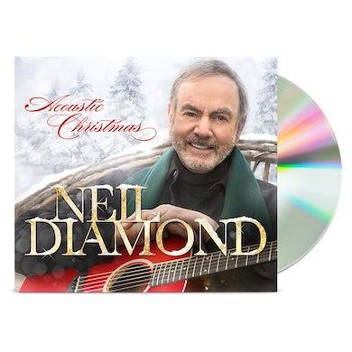 Neil Diamond Acoustic Christmas CD
