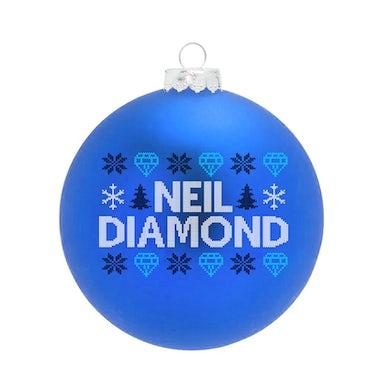 Neil Diamond Holiday Ornament