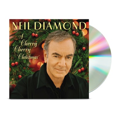 Neil Diamond A Cherry Cherry Christmas CD