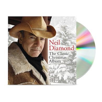 Neil Diamond The Classic Christmas Album CD