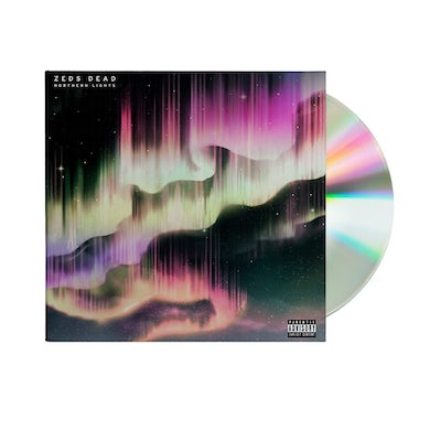 Zeds Dead Northern Lights CD