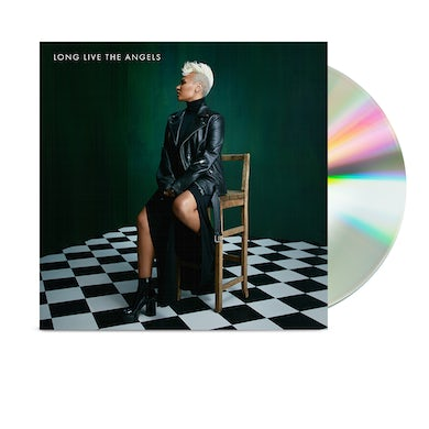 Emeli Sandé Long Live The Angels Deluxe Autographed CD