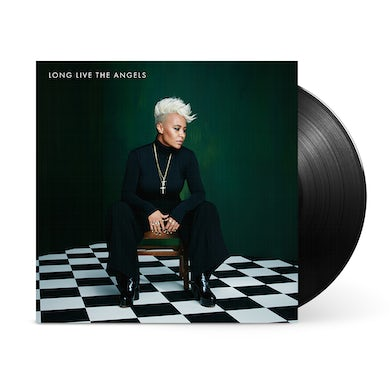 "Emeli Sandé Long Live The Angels 12"" Vinyl 2LP"