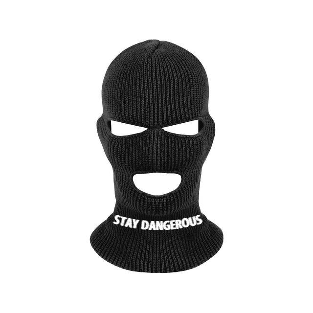 YG Black Ski Mask + Digital Album