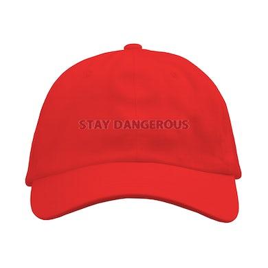 YG Red Dad Hat