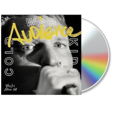 Cold War Kids Audience CD + Digital Download