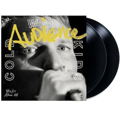 Cold War Kids Audience 2LP Vinyl + Digital Download