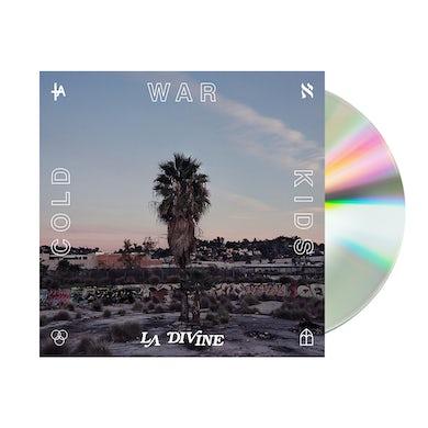 Cold War Kids LA Divine Signed CD