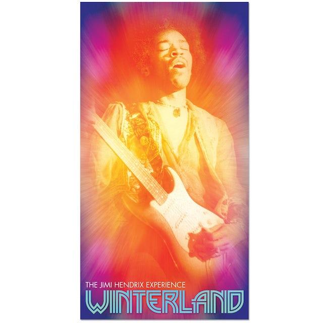 Jimi Hendrix Winterland 4-Disc Digipak CD