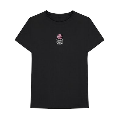 Jeremy Zucker ANYWHERE COULD FEEL LIKE HOME T-SHIRT