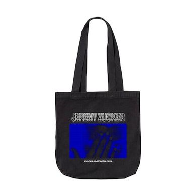 Jeremy Zucker ANYWHERE COULD FEEL LIKE HOME TOTE