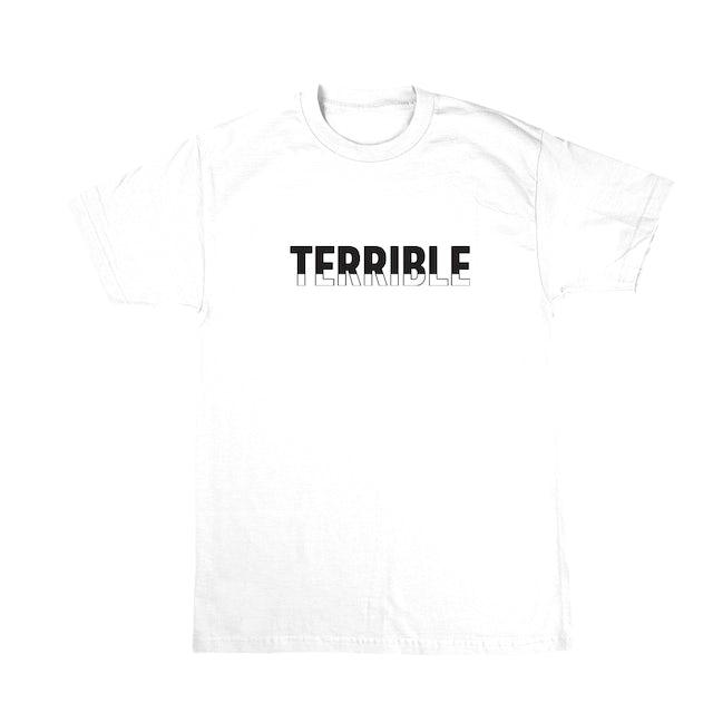 Terrible Records Terrible Dip Logo T-shirt