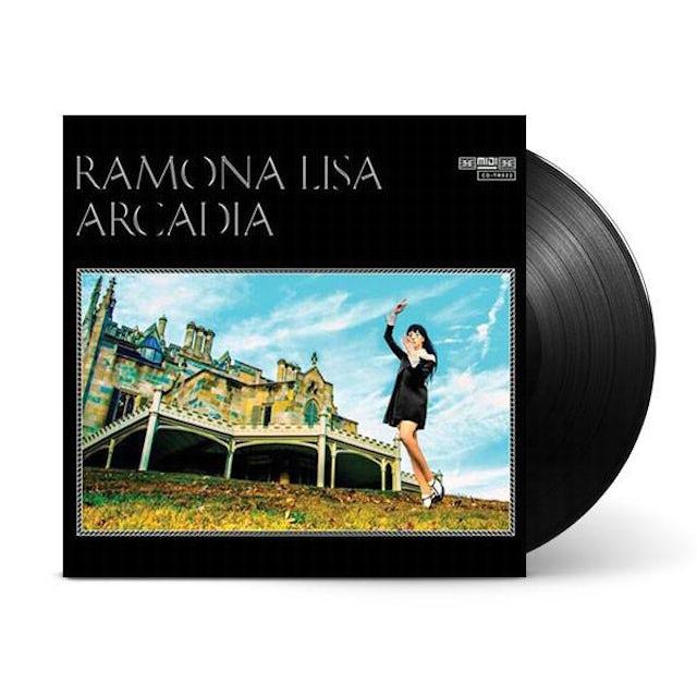 Terrible Records Ramona Lisa 'Arcadia' - LP (Vinyl)