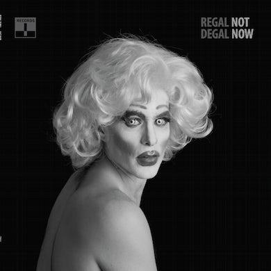 Terrible Records Regal Degal 'Not Now' - Cassette