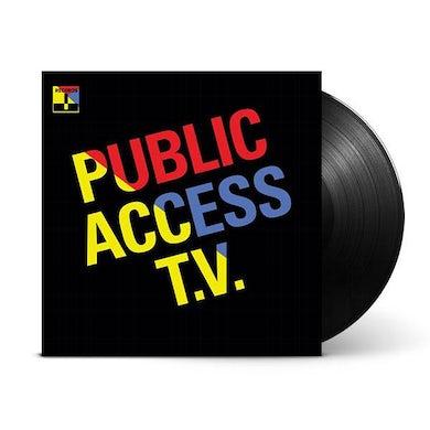 Terrible Records Public Access T.V. 'Public Access' - LP (Vinyl)
