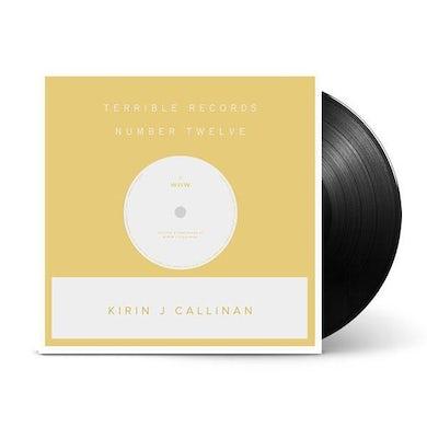 "Terrible Records Kirin J Callinan 'WIIW + Thighs' - 7"" Single LP (Vinyl)"