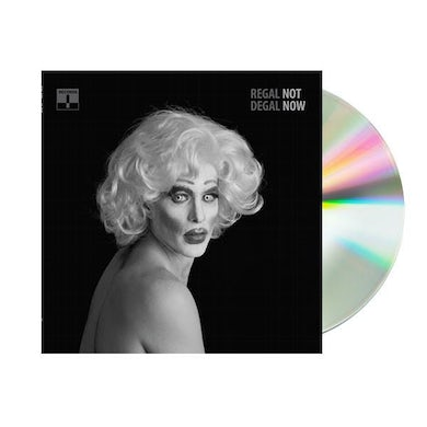 Terrible Records Regal Degal 'Not Now' - CD