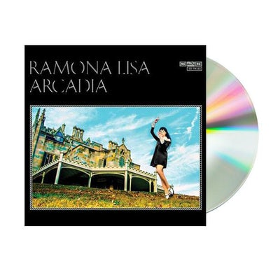 Terrible Records Ramona Lisa 'Arcadia' - CD