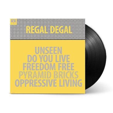 "Terrible Records Regal Degal 'Pyramid Bricks' 12"" Single - LP (Vinyl)"