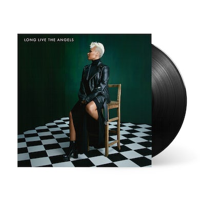 "Emeli Sandé ""Long Live the Angels"" LP (Vinyl)"