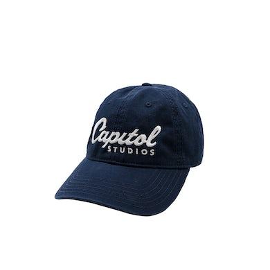 Capitol Records Capitol Studios Cap (Navy)