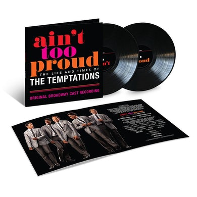 Ain't Too Proud: The Life And Times Of The Temptations 2LP (Vinyl)