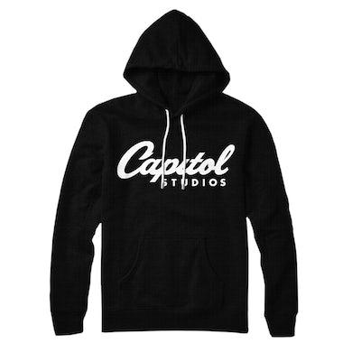 Capitol Records Capitol Studios Sweatshirt Black