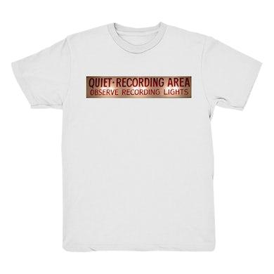Capitol Records Capitol Studios Quiet Recording T-Shirt White