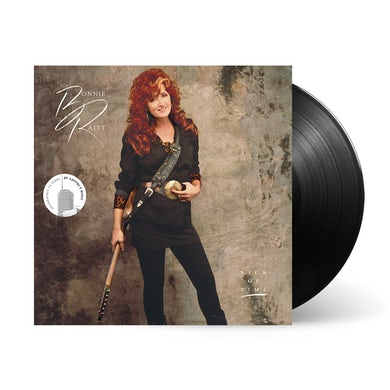"Bonnie Raitt ""Nick of Time"" LP (Vinyl)"