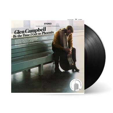 "Glen Campbell ""By The Time I Get To Phoenix"" LP (Vinyl)"